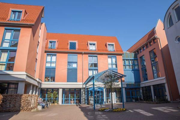 Aussenansicht des Kreisaltenzentrums in Rotenburg