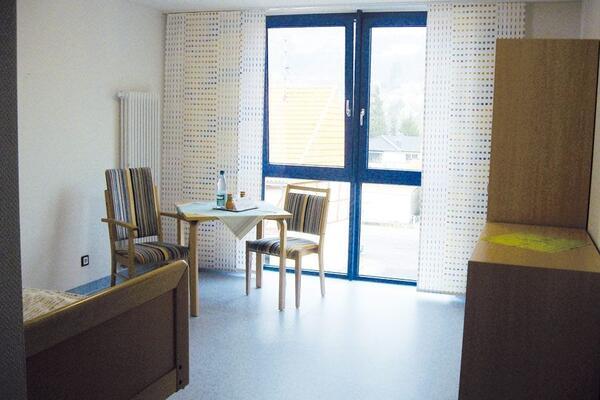 Kreisaltenzentrum Rotenburg - Kurzzeitpflege